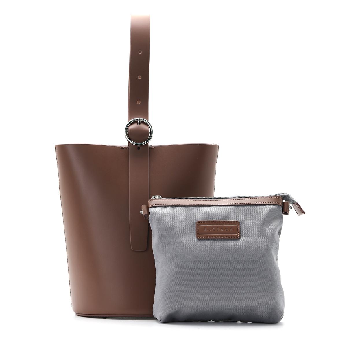 A.Cloud Colour Archive Bucket Bag